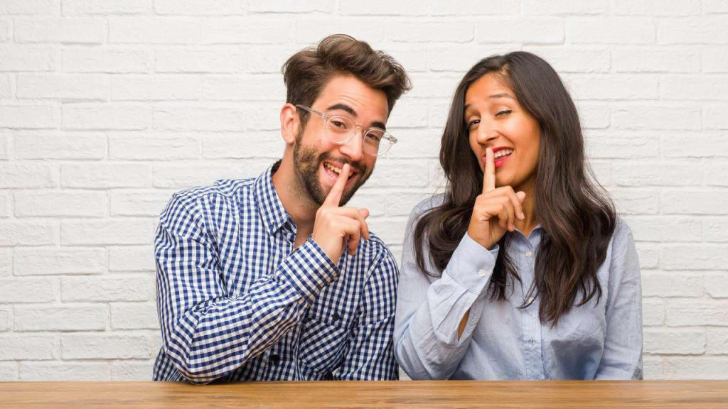 Tip Shack Happy Couples - 5 Tips That Really Work Good silence is better than bad arguments