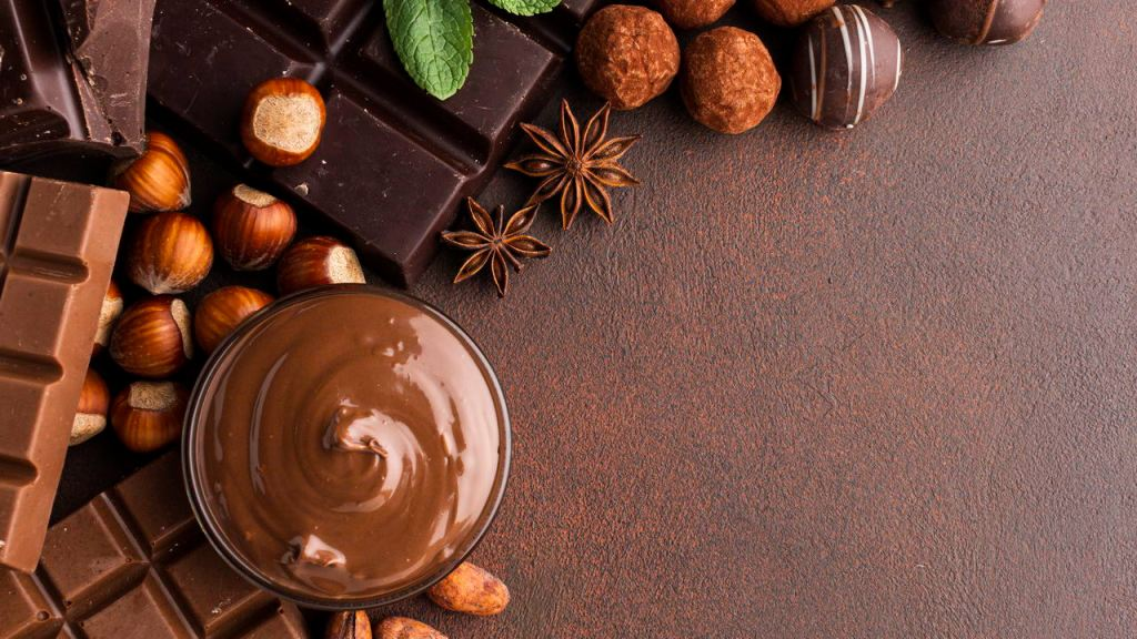Tip Shack 12 Fun Ways to Relieve Stress Eat chocolate